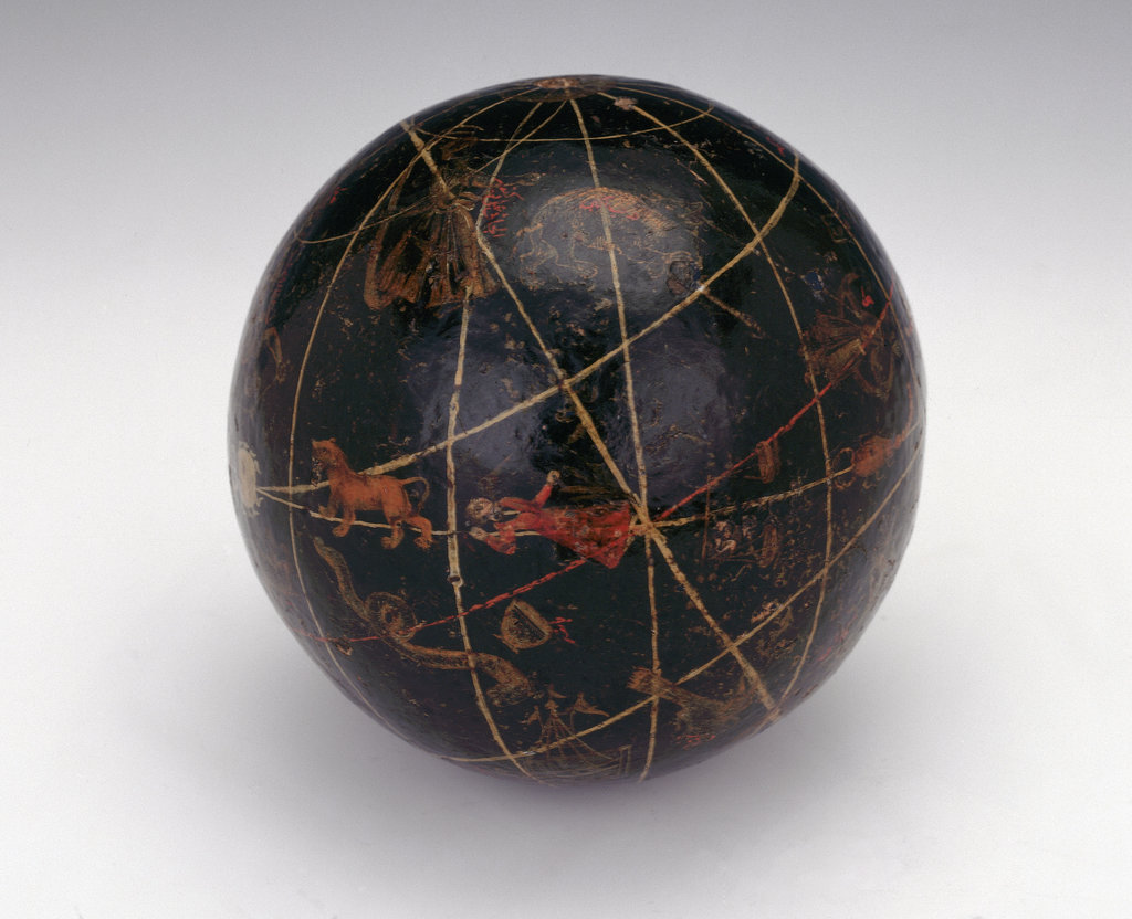 Detail of Sphere by unknown