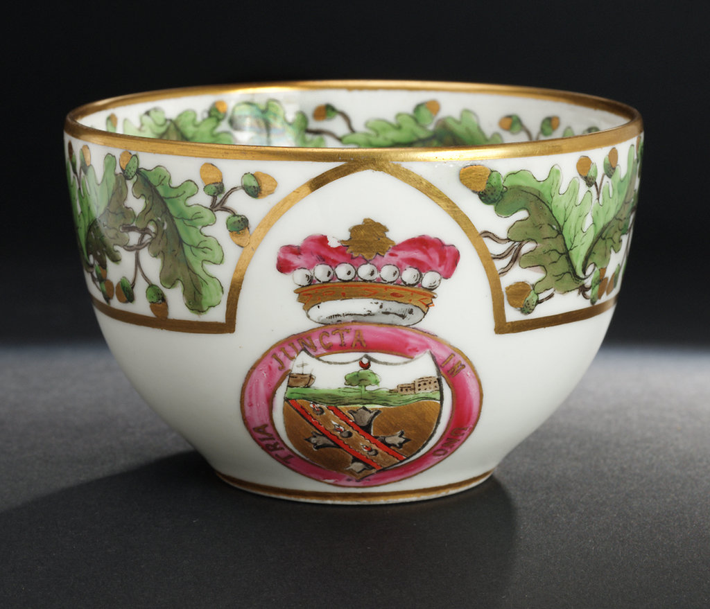 Detail of Teacup by Samson