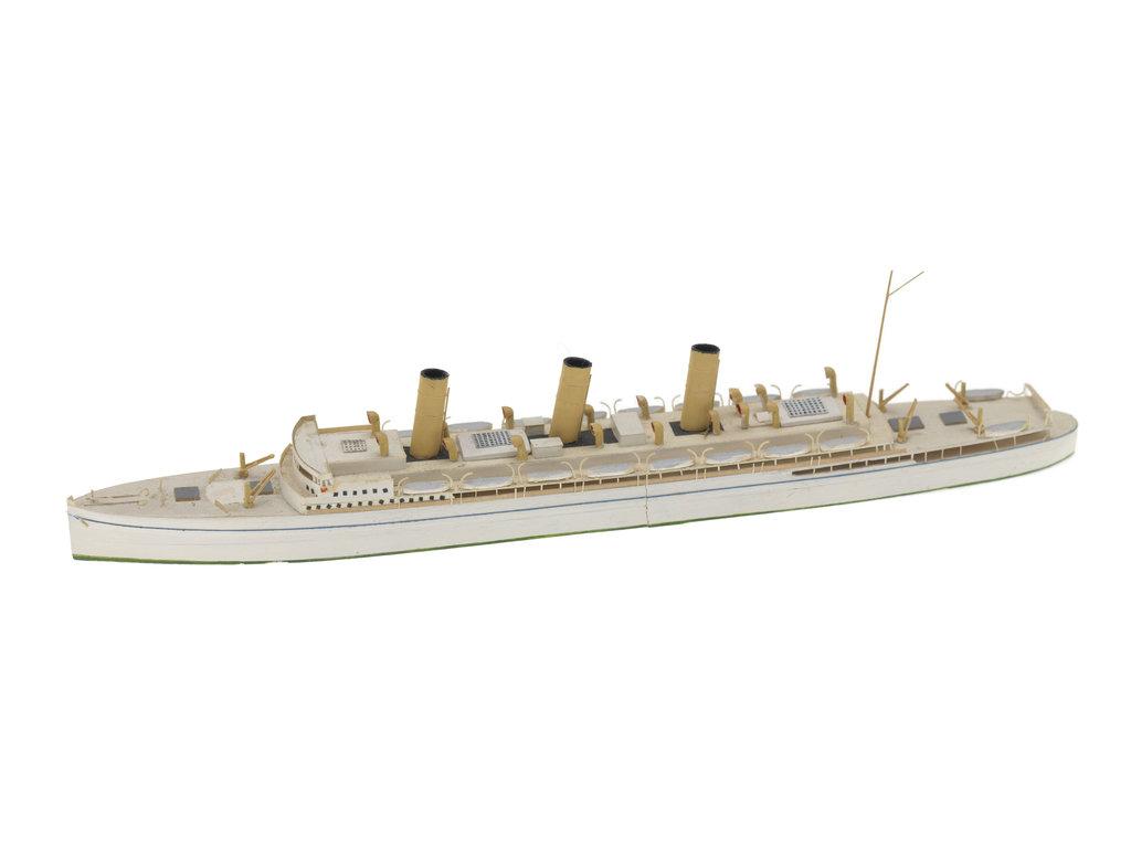 Detail of Passenger vessel by Reginald Carpenter